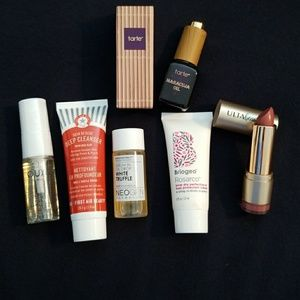 Miscellaneous beauty products